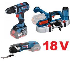 18 V Værktøjs uden batterier