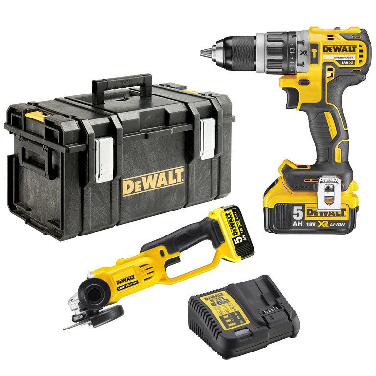 Værktøjssæt batteridrevne